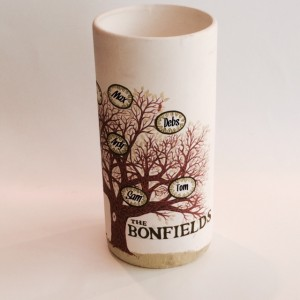 Family tree wine cooler
