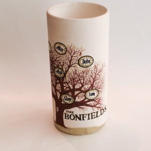 Family tree wine cooler