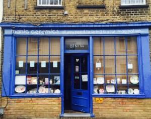 'The Little Blue Shop'